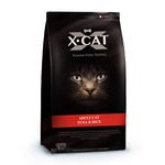 Сухой корм X-Cat Adult Cat Tuna & Rice