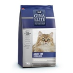 Gina Elite Adult Cat Sterilized (Великобритания)