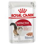 Влажный корм Royal canin INSTINCTIVE (В ПАШТЕТЕ)