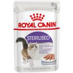Влажный корм Royal canin STERILISED (В ПАШТЕТЕ)