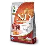 Farmina N&D Dog GF Pumpkin Chicken & Pomegranate Adult Mini