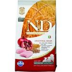 Farmina N&D Low Grain Chicken & Pomegranate Puppy Medium & Maxi