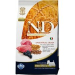 Farmina N&D Low Grain Dog Lamb & Blueberry Adult Mini