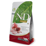 Сухой корм Farmina N&D Cat Chicken & Pomegranate Adult