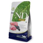 Сухой корм Farmina N&D Cat Lamb & Blueberry Adult