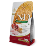 Сухой корм Farmina N&D Low Grain Cat Chicken & Pomegranate Neutered