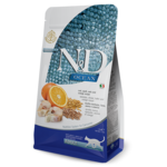 Сухой корм Farmina N&D Low Grain Cat Ocean Cod, spelt, oats & Orange Adult