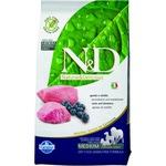 Farmina N&D Dog GF Lamb & Blueberry Adult Medium & Maxi