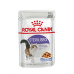 Влажный корм Royal canin STERILISED (В ЖЕЛЕ)