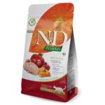 Сухой корм Farmina N&D Cat Pumpkin Neutered Quail
