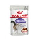 Влажный корм Royal canin STERILISED(в соусе)