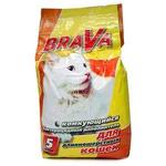 BraVa комкующийся для длинношерстных кошек