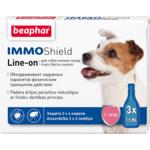 Капли Beaphar IMMO Shield Line-on от паразитов для собак мелких пород