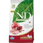 Farmina N&D Dog GF Chicken & Pomegranate Adult Mini
