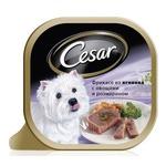 Консерва CESAR фрикасе из ягненка с брокколи и розмарином