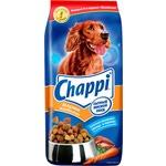 Сухой корм Chappi мясное изобилие