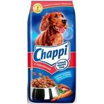 Сухой корм Chappi говядина