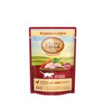 Влажный корм Nature Table курица в соусе