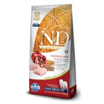 Сухой корм Farmina N&D Low Grain Dog Chicken & Pomegranate Adult Medium & Maxi