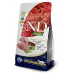Сухой корм Farmina N&D Cat Quinoa Weight Management Lamb