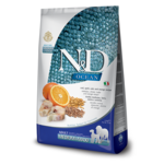 Сухой корм Farmina N&D Low Grain Dog Ocean Cod, spelt, oats & Orange Adult Medium & Maxi