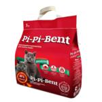 Наполнитель Pi-Pi-Bent для котят комкующийся