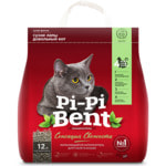 Наполнитель Pi-Pi-Bent Сенсация свежести комкующийся