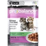 Влажный корм ProBalance Kitten 1`st Diet (с кроликом в желе)