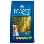 Farmina Ecopet Natural Fish Maxi Adult (рыба)