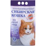 Наполнитель Сибирская кошка Прима комкующийся