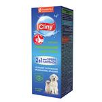 Очищающий лосьон Cliny для глаз