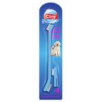 Зубная щетка + массажер для десен Cliny
