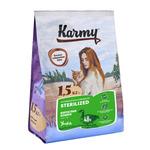Сухой корм Karmy Sterilized (утка)