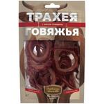 Деревенские лакомства для собак: трахея говяжья с мясом говядины