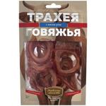 Деревенские лакомства для собак: трахея говяжья с мясом утки