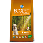 Farmina Ecopet Natural Lamb Adult Mini (ягненок)