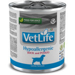 Консерва Farmina Vet Life Dog Hypoallergenic Duck and Potato