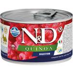 Консерва Farmina N&D Dog Mini Quinoa Digestion