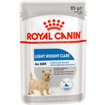 Влажный корм Royal Canin LIGHT WEIGHT CARE POUCH LOAF (В ПАШТЕТЕ)