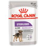 Влажный корм Royal Canin STERILISED POUCH LOAF (В ПАШТЕТЕ)