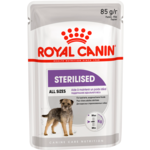 Влажный корм Royal Canin STERILISED POUCH LOAF (В ПАШТЕТЕ)