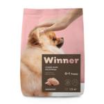 Сухой корм Winner для щенков мелких пород