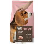 Сухой корм Winner для щенков средних пород