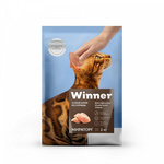 Сухой корм Winner для кошек всех пород