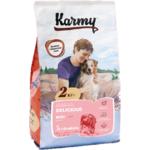 Сухой корм Karmy Delicious Mini (телятина)