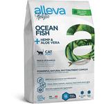 Сухой корм Alleva Holistic Ocean Fish + Hemp & Aloe vera