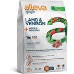Сухой корм Alleva Holistic Lamb & Venison + Hemp & Ginseng