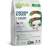 Сухой корм Alleva Holistic Chicken & Duck + Aloe vera & Ginseng