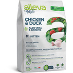 Сухой корм Alleva Holistic Chicken & Duck + Aloe vera & Ginseng Kitten