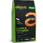 Сухой корм Alleva Natural Lamb & Pumpkin Medium/Maxi